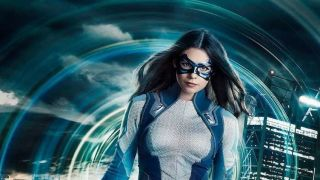 Nicole Maines as Dreamer in 'Supergirl'.