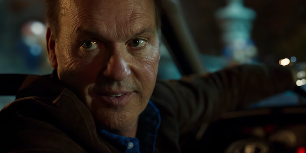 Michael Keaton as Adrian Toomes in Spider-Man: Homecoming