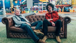 Steve Davis and Kavus Torabi