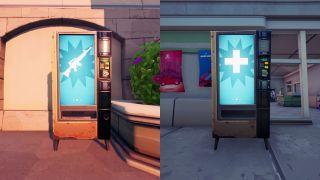 Fortnite vending machines locations