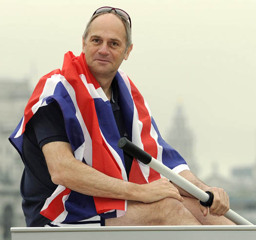 Steve Redgrave to appear on Celebrity Millionaire