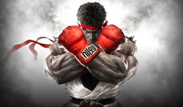 Ryu in Street Fighter in shazam