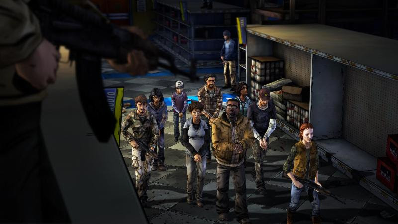 The Walking Dead Season 2 Episode 3 Launches This Week, Prepare For Escape With New Trailer #31287