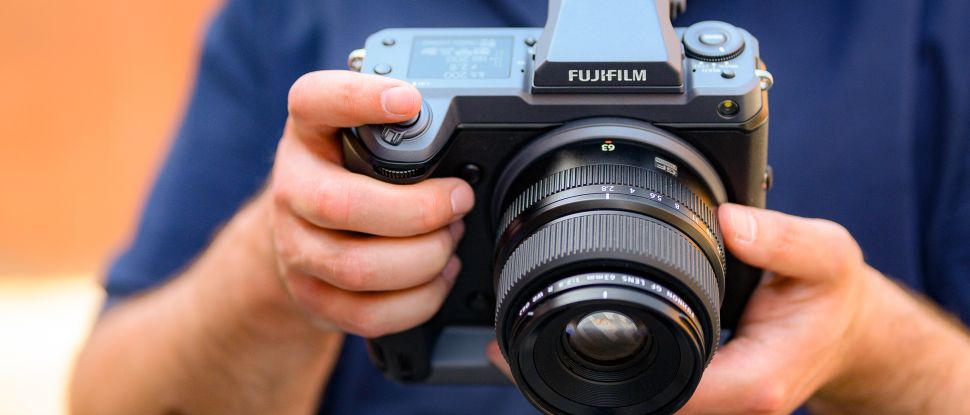 The Fujifilm GFX 100 Cam Technology