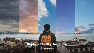 Skylum Luminar 4 AI Sky Replacement