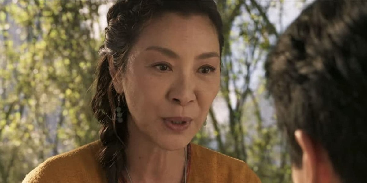 Michelle Yeoh in Shang-Chi and the Legend of the Ten Rings
