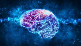 brain, electricity