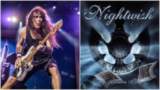 Iron Maiden's bassist and engine room Steve Harris salutes Nightwish's 2007 symphonic metal masterpiece Dark Passion Play