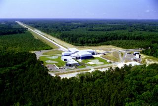 Livingston LIGO detection site