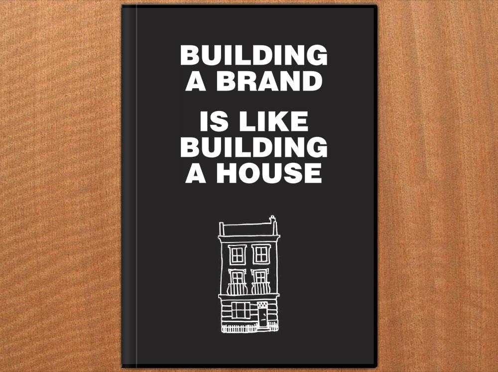 Free ebooks for designers: Brand House Book