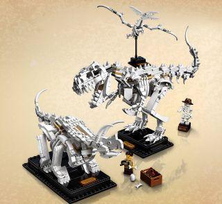 Dinosaur Legos.