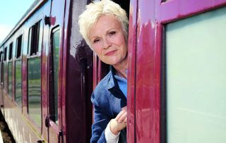 Episode two of Julie Walters' enjoyable travelogue takes her along the beautiful East Coast line, from Newcastle to Edinburgh.