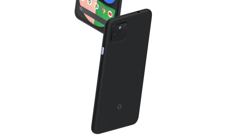 Google Pixel 5a 5G (image shows 2020's 4a 5g)