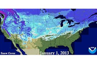 snowfall record
