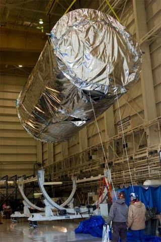 NASA Recycles Former ISS Module for Life Support Research