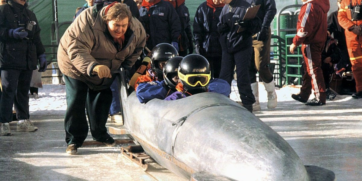 The Cool Runnings cast