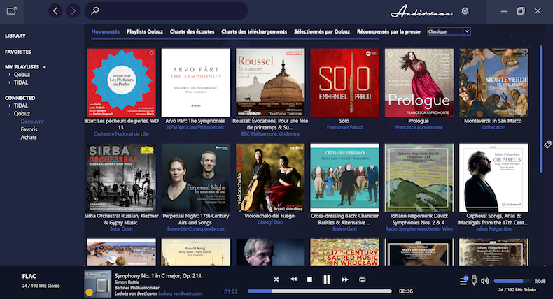 Audirvana Plus music player offers 'improved' sound, hi-res and MQA