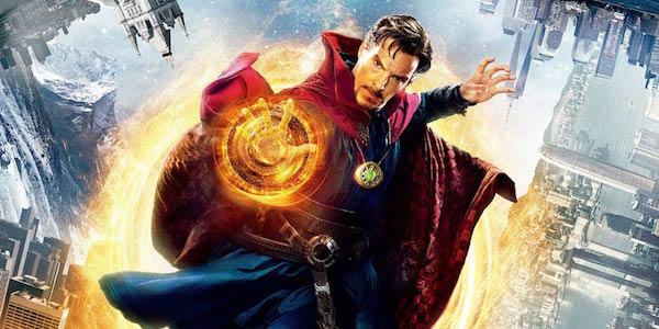 Doctor Strange casting spell