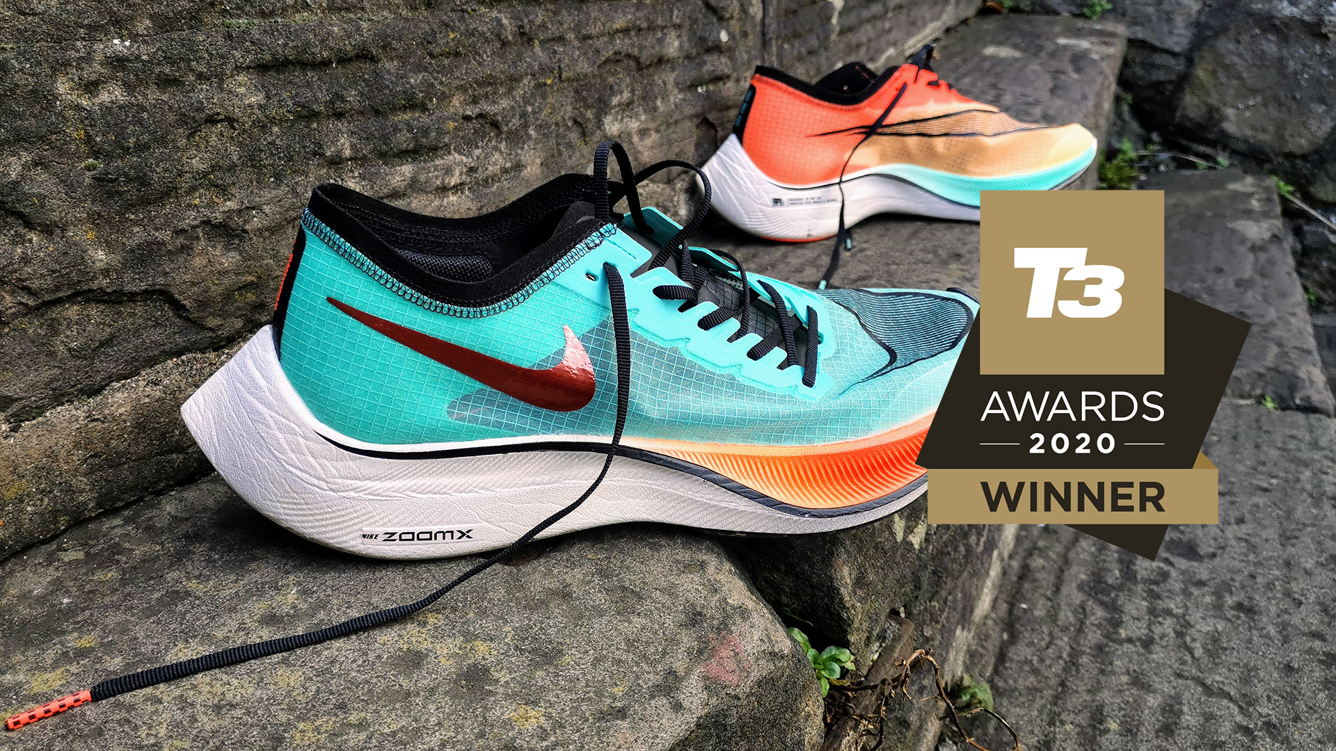 T3 Awards 2020: Nike's ZoomX Vaporfly Next% wins our Tech ...