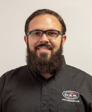 DAS Audio Names Gonzalez Western Territory Sales Manager