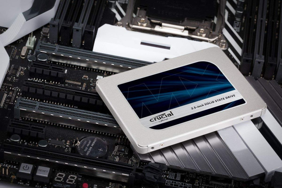 SSD Deal Slashes Crucial's 2TB MX500 to $200 - Tom's Hardware