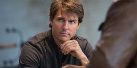 Tom Cruise Is Handing Back Awards After Golden Globes Shakeup