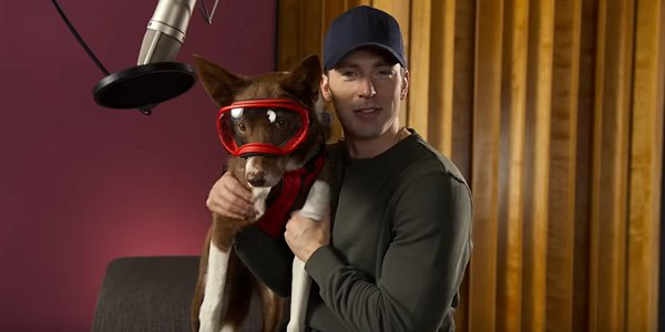 The Superpower Dogs Trailer, Narrated By Chris Evans, May Save Your Soul