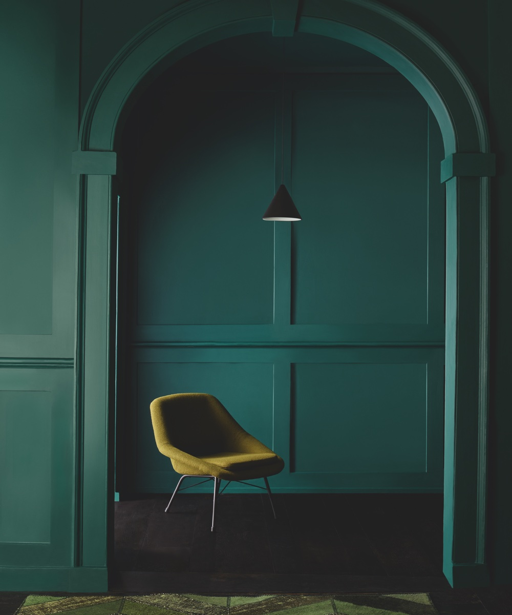 Crown Paints Reveals Three Top Paint Trends We'll Be