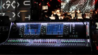 Hands-On Review of the Allen & Heath dLive S Class Console