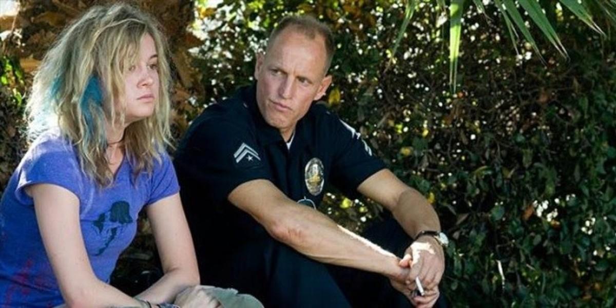 Brie Larson, Woody Harrelson - Rampart