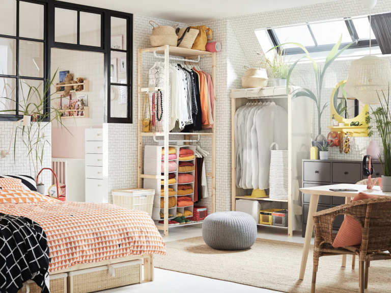 Clothes Storage Ideas 20 Decluttering Tips For Your Wardrobe Real Homes