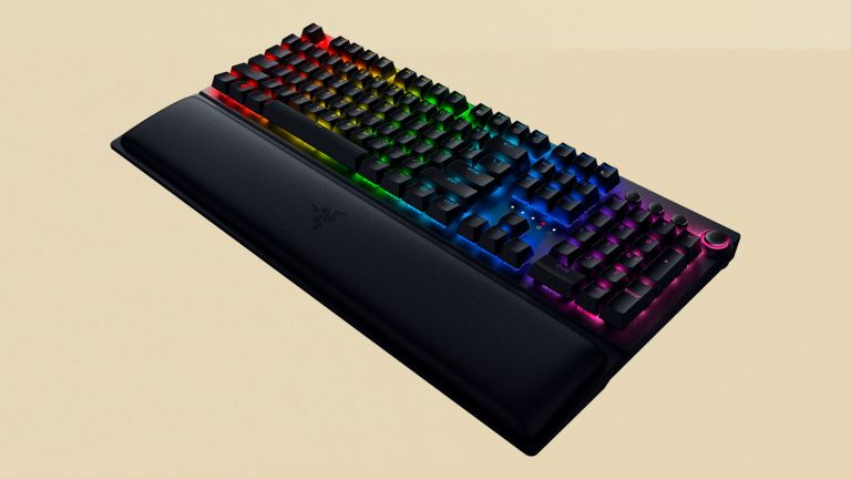 Razer Blackwidow V3 Pro review