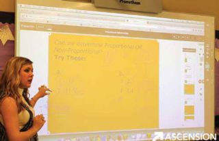 Revolutionizing Learning Spaces with Projectors And Displays