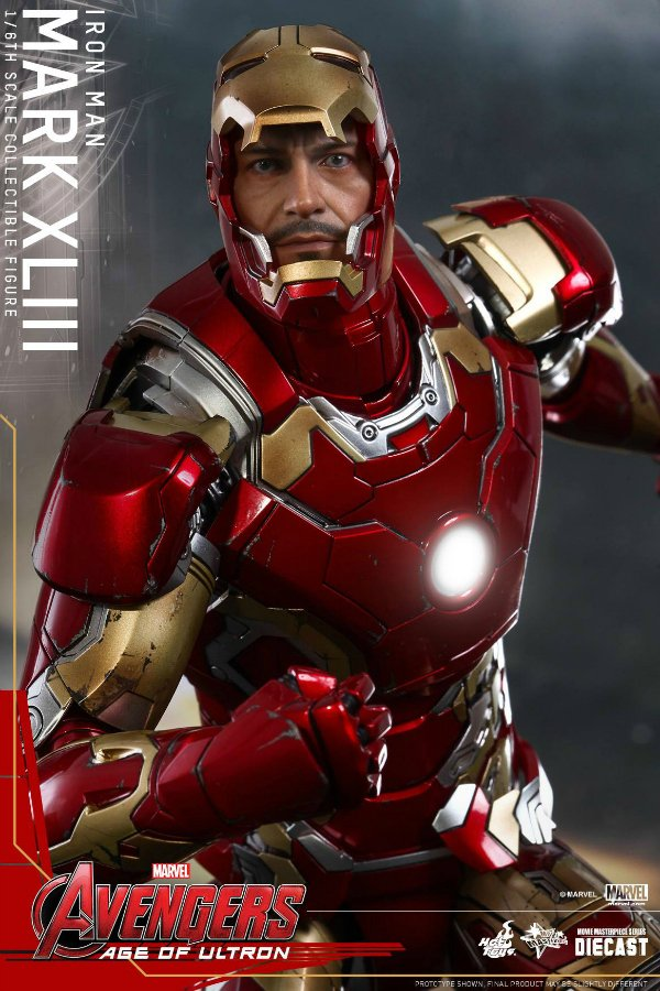 Iron Man Will Look Like This In Avengers 2: Age Of Ultron