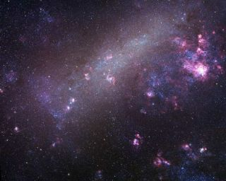 Speedy Discovery Fuels New Milky Way Mystery