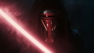 Star Wars: Knights of the Old Republic face of Darth Raven