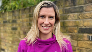 Katherine Ainley, new CEO at Ericsson UK and Ireland.