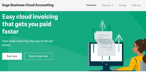 Sage Business Cloud Accounting review | TechRadar