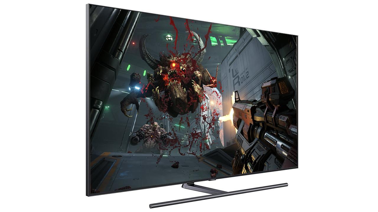The best Samsung 4K TV for gaming: should you buy QLED? | GamesRadar+