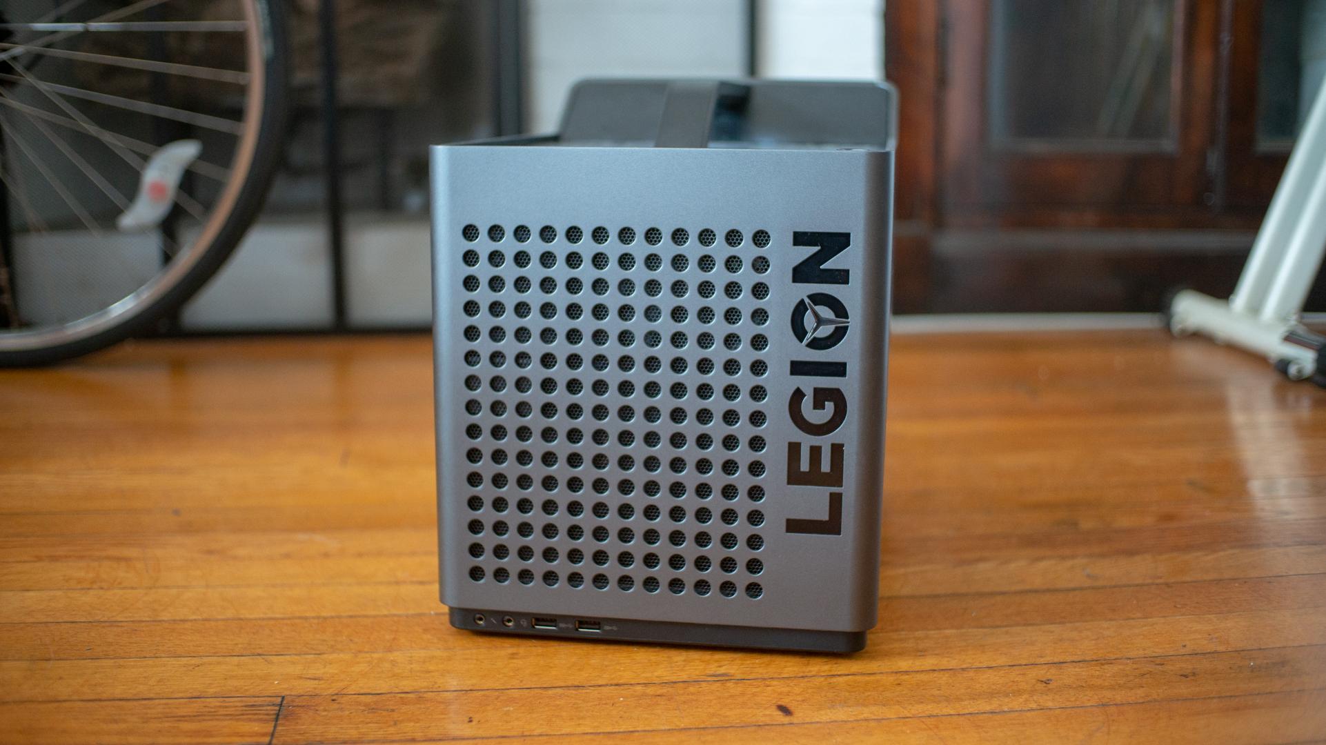 Lenovo Legion C730 Cube review | TechRadar