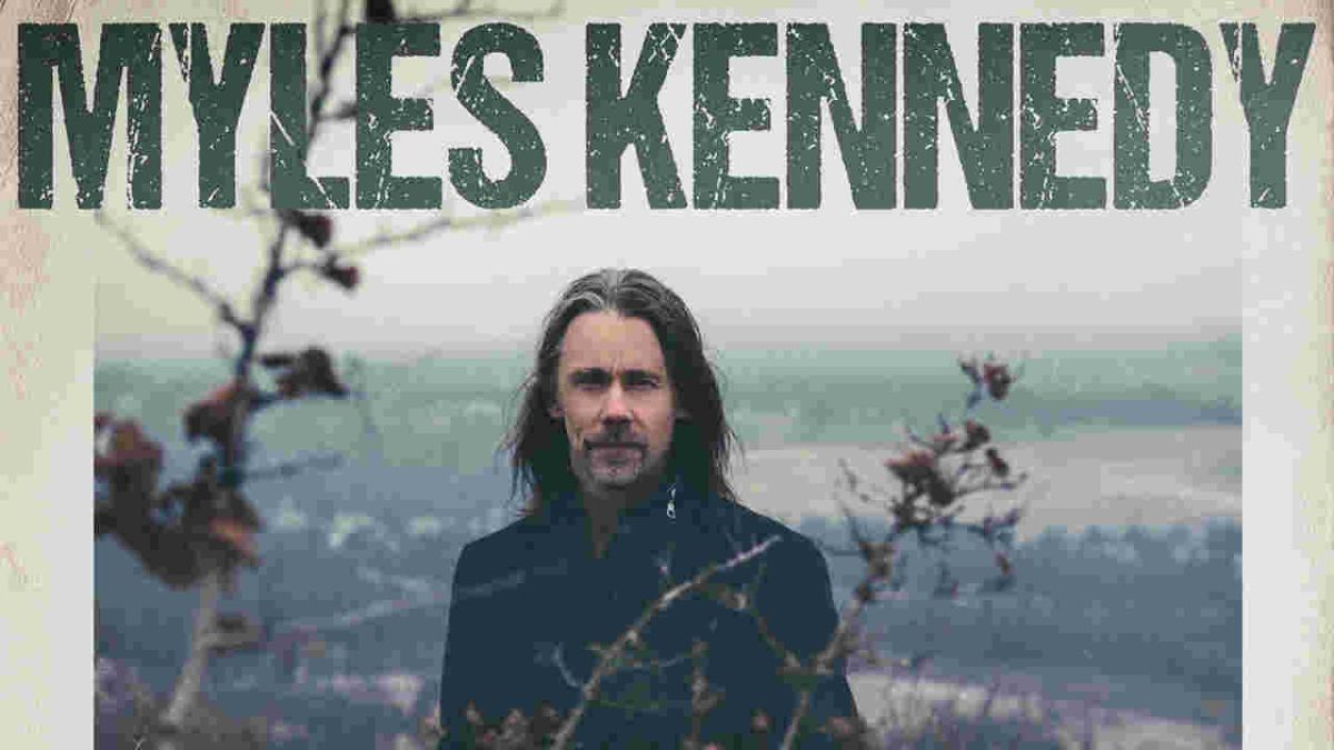 Myles Kennedy's The Ides Of March: one of rock's great voices soars over so-so songs