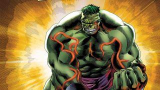 Immortal Hulk #50 variant cover