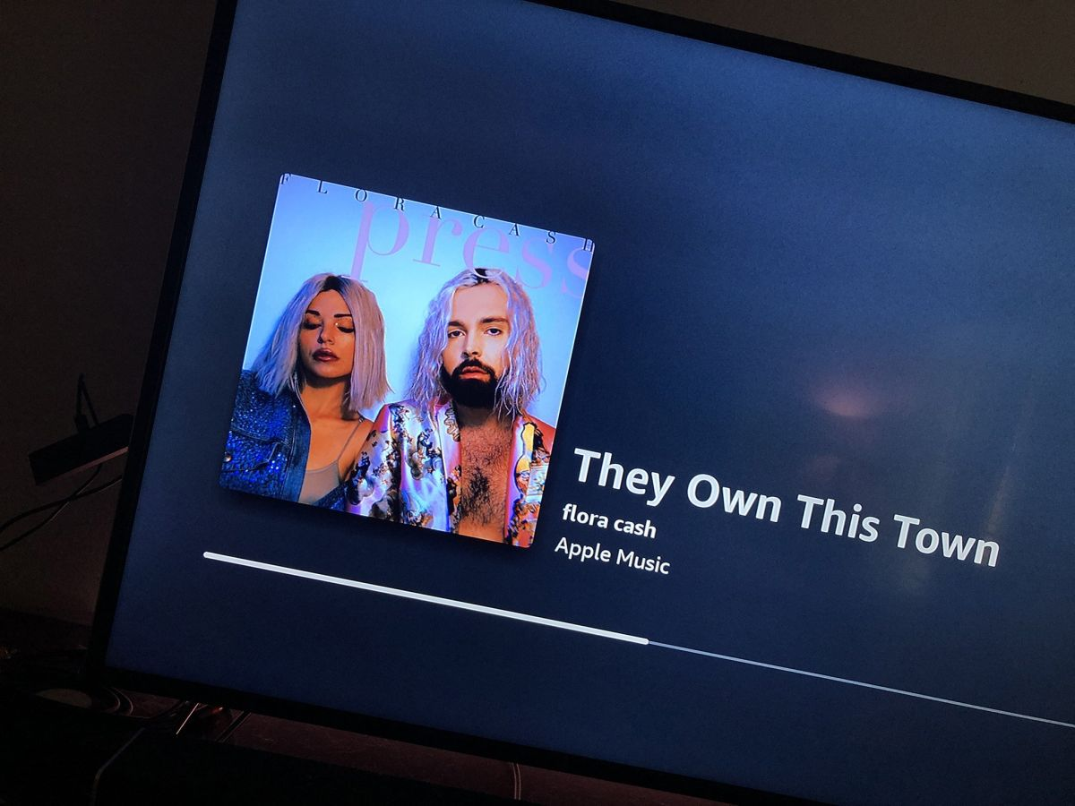How to listen to Apple Music on Amazon Fire TV