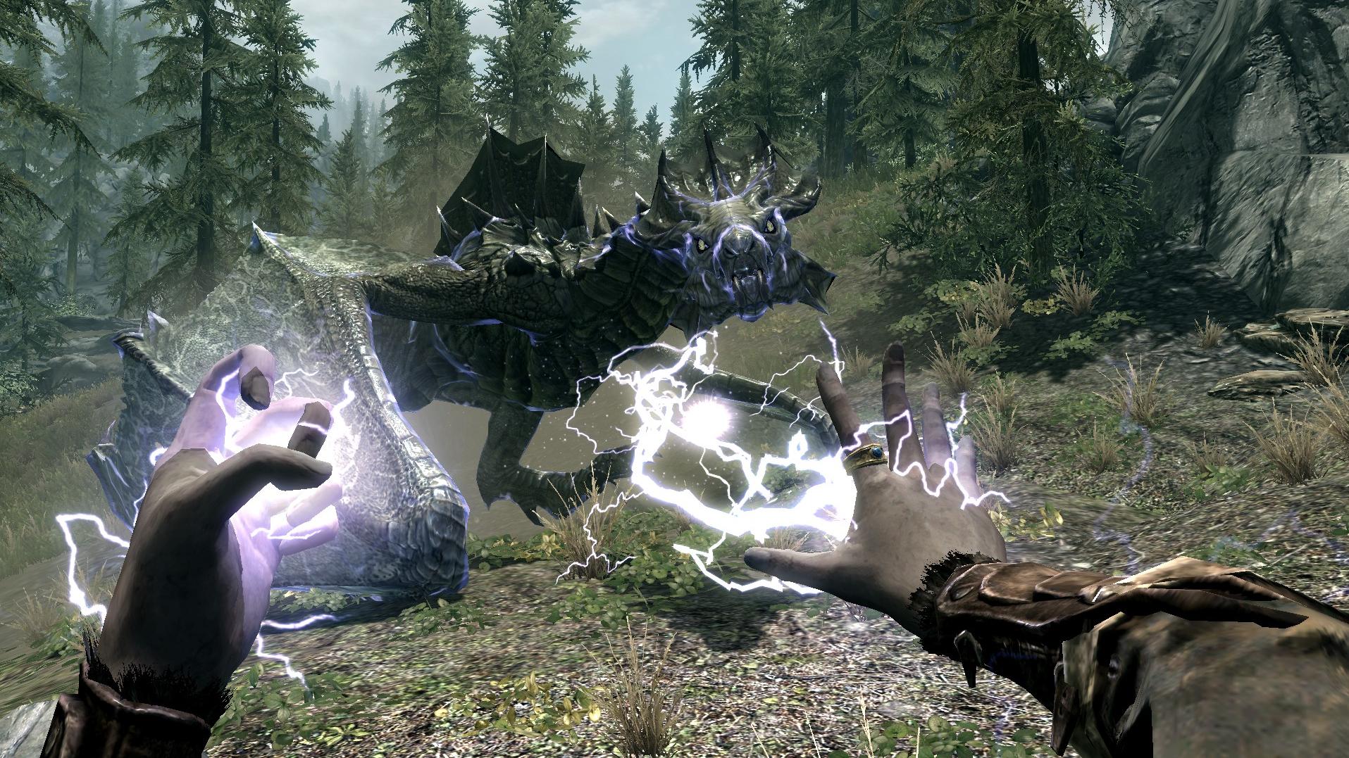Лучшие ролевые игры - The Elder Scrolls V: Skyrim