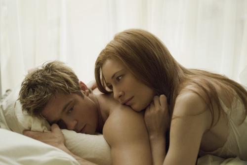 The Curious Case of Benjamin Button - Brad Pitt & Cate Blanchett