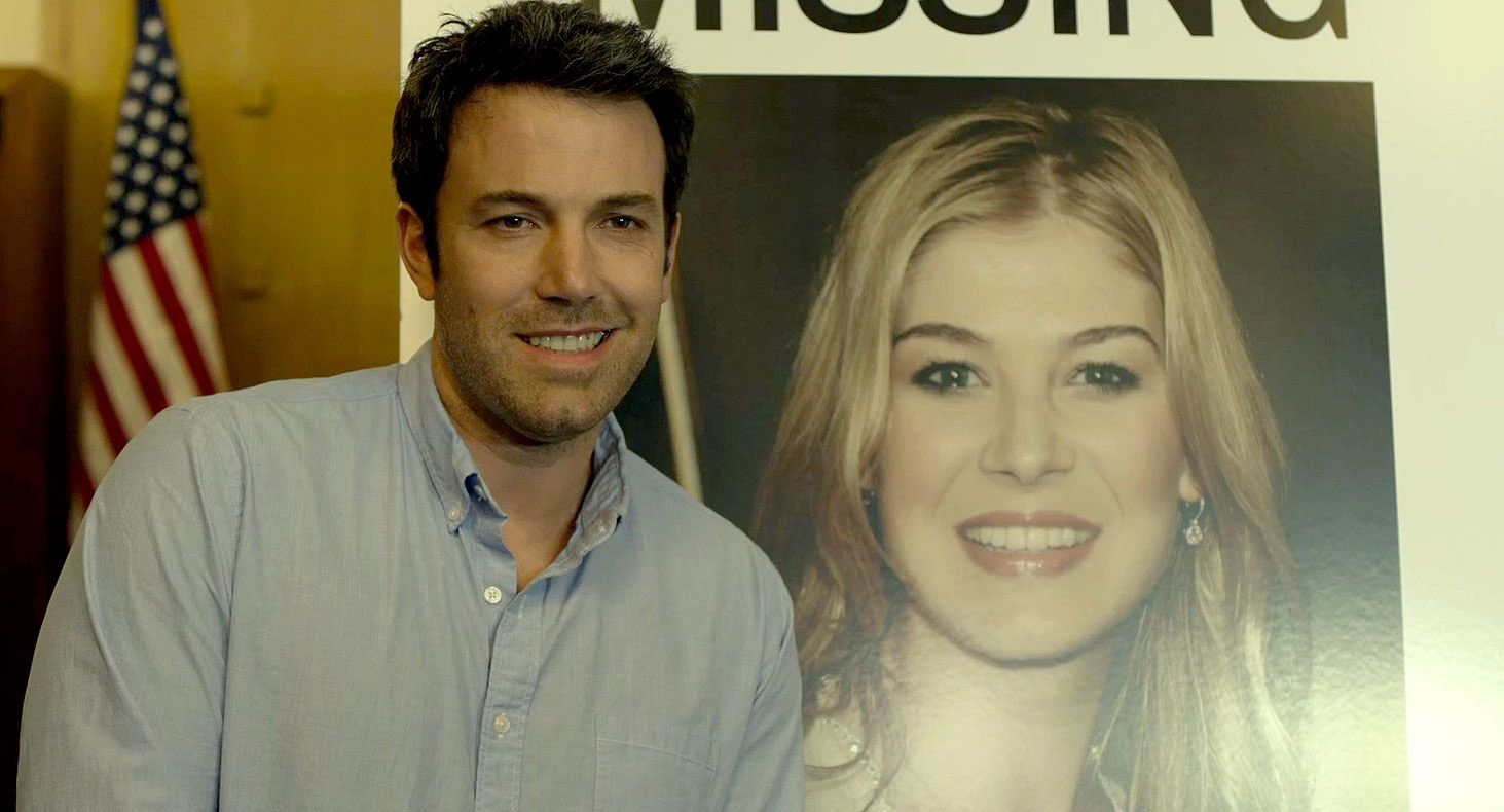 Ben Affleck in David Fincher's Gone Girl