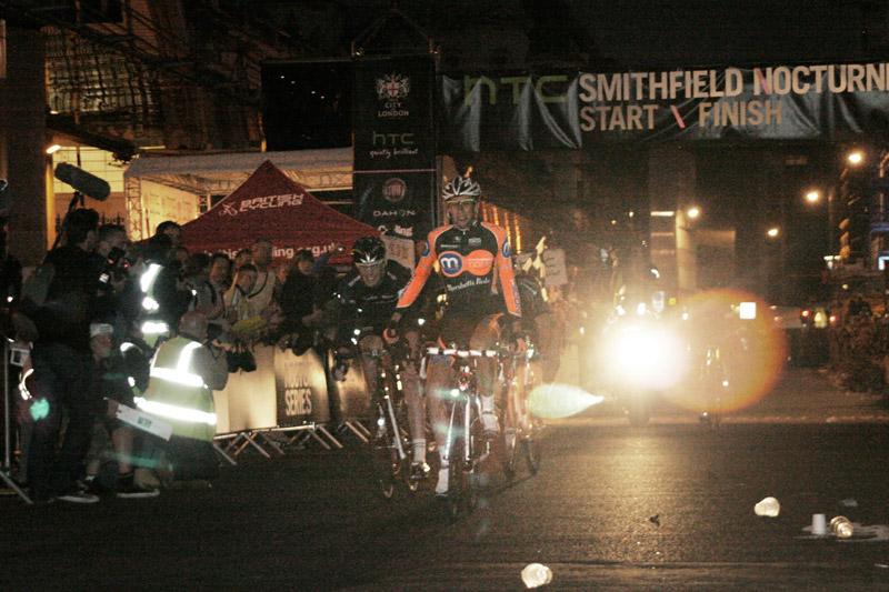Ian Bibby wins, Smithfield Nocturne 2010