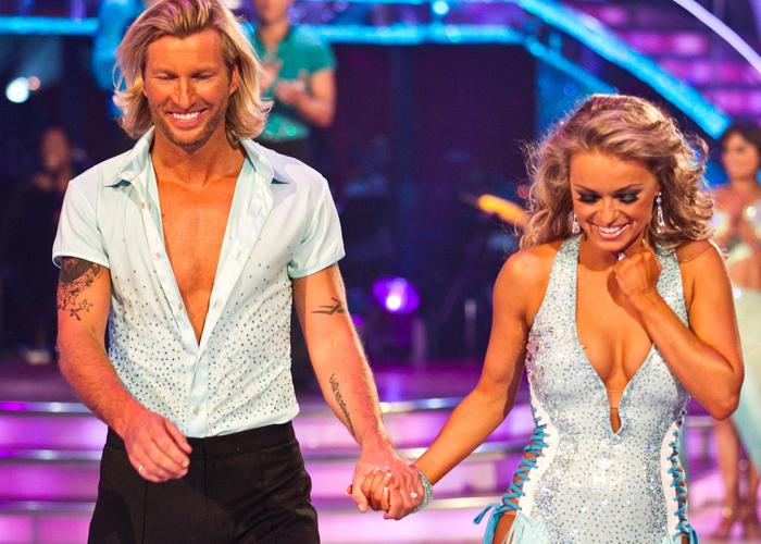 Strictly 2011: Celebrities meet dancing partners!