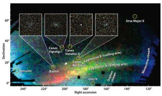 New 'Hobbit' Galaxies Discovered Around Milky Way
