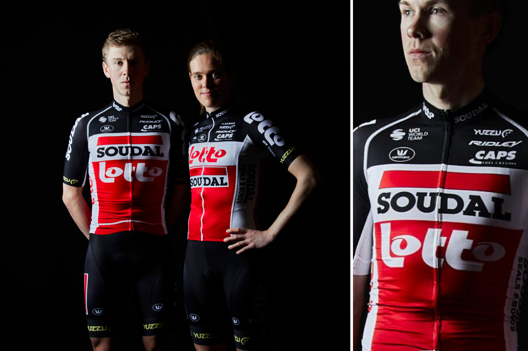 Lotto-Soudal become the latest team to reveal their 2020 kit
